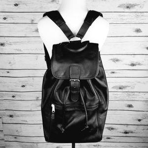 Vintage Coach Backpack Satchel Bag